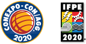 CONEXPO-CON/AGG and IFPE 2020 logo