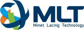 Minet Lacing Technology (MLT) logo